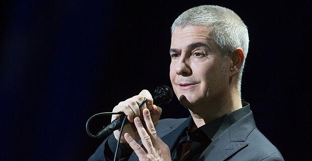 При поддержке Relax FM в Москве пройдет концерт итальянского тенора Алессандро Сафина - Новости радио OnAir.ru