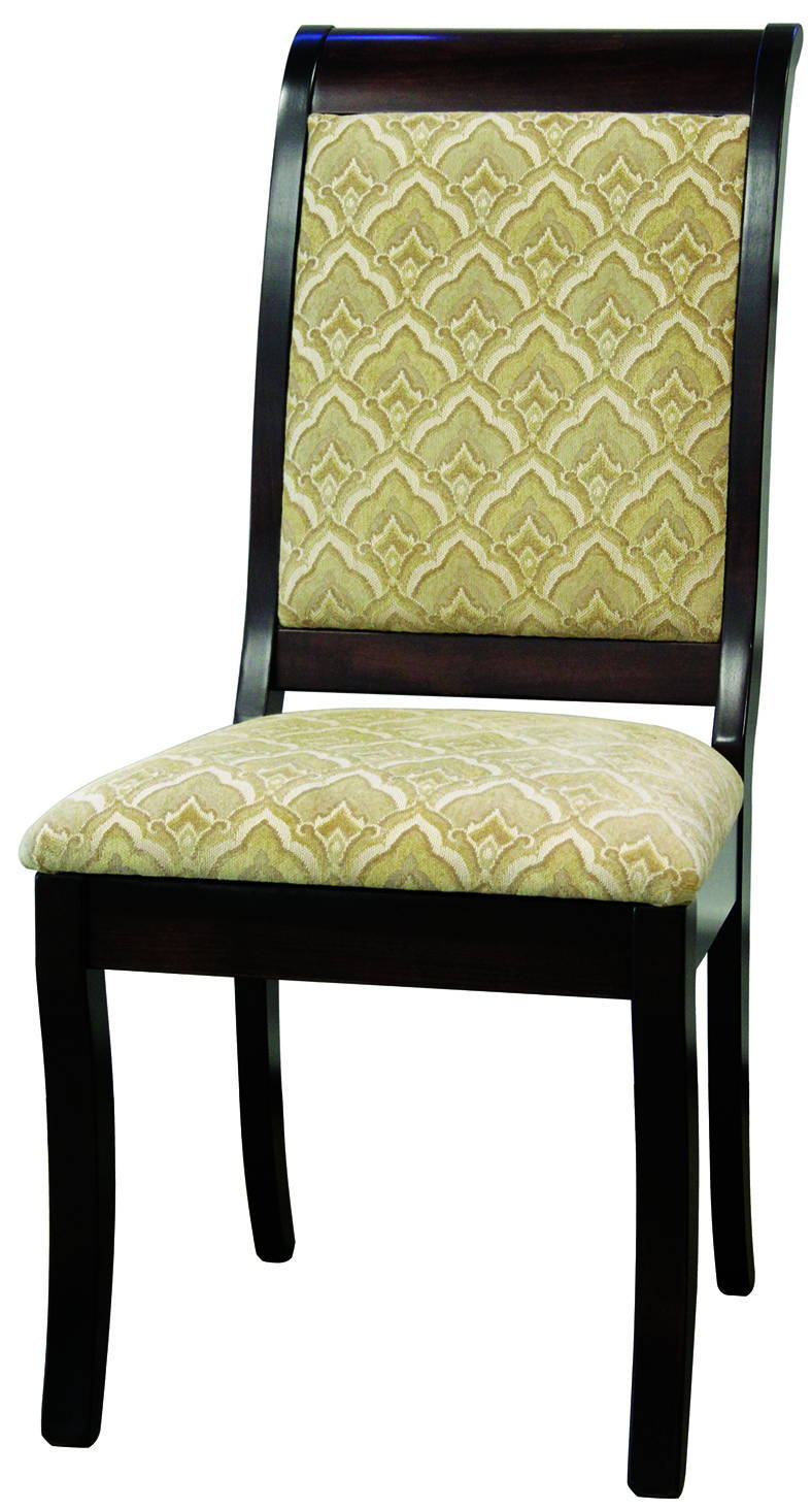 Glacier Solid Wood, Handcrafted Kitchen Chair or DIning Chair from Harvest Home Interiors Amish Furniture