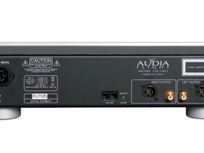 Audia Flight Flight CD Two Silver