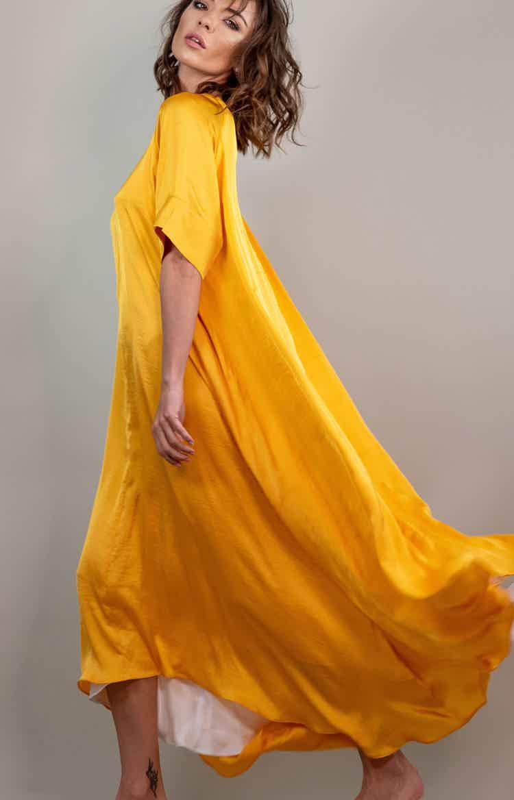 Туника Yellow Bedouin