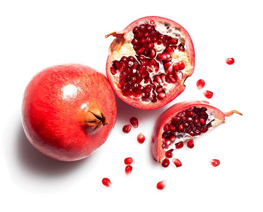 granatapfel-massage