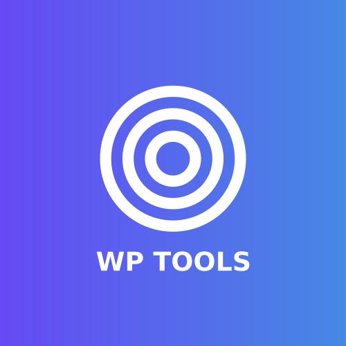 WP Tools