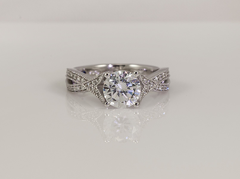 ring engagement custom rings products pamela judith jewellery arnell jewelers marthaller
