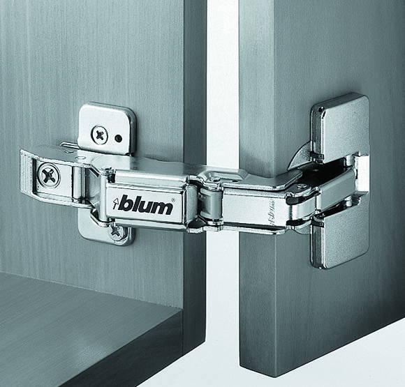 35mm Industry standard hinge holes