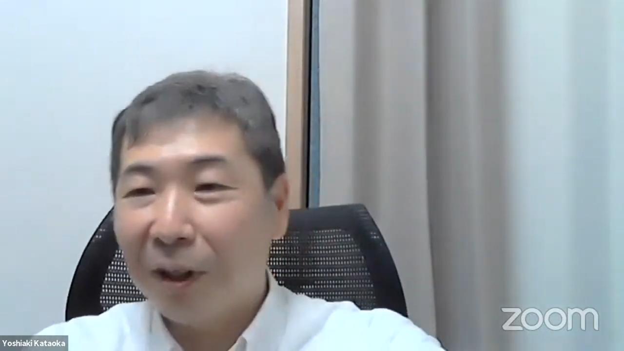 「GeoNews」主宰の片岡義明さん