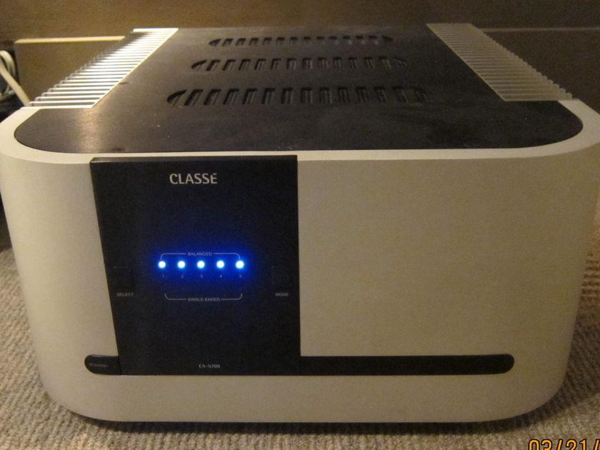 Classe CA-5200 Power Amplifier MINT