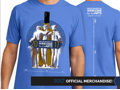 2017 Festival T-Shirt Men's Carolina Blue