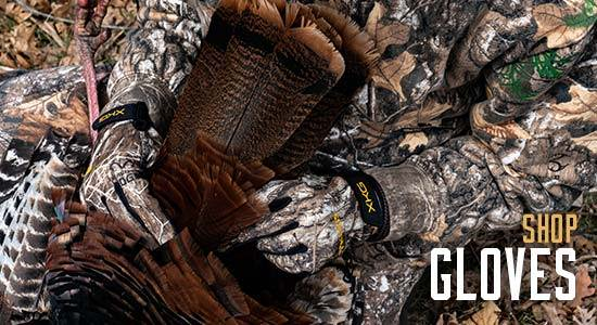 Hunting Camo Gloves | King's Camo