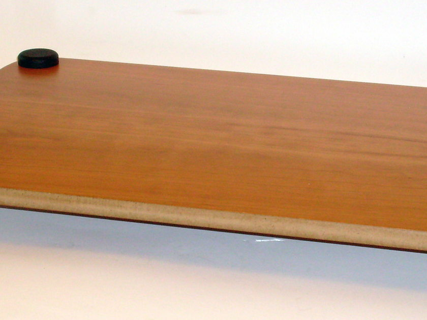 Target Wood Amplifier Stand Reversible Cherry or Maple  Finish, New