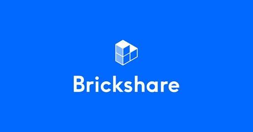 Billede af crowdlending platformen Brickshare logo