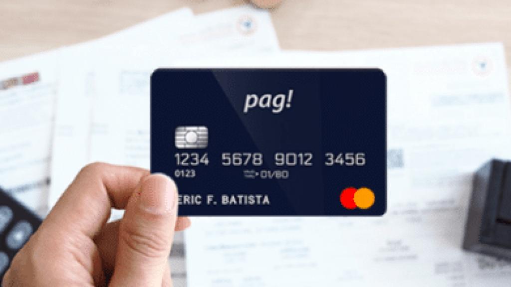 Como abrir uma conta digital Pag!