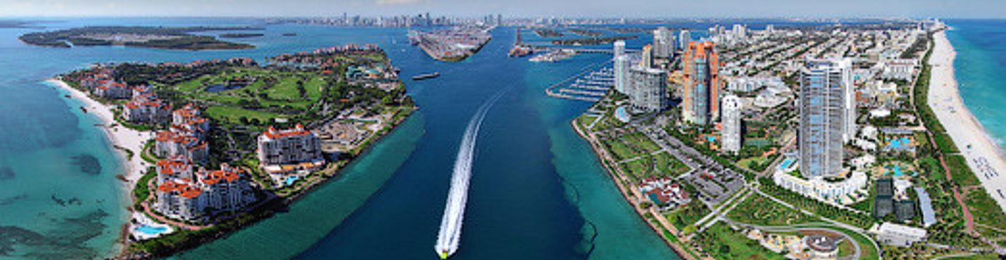 Экскурсия по Майами с круизом