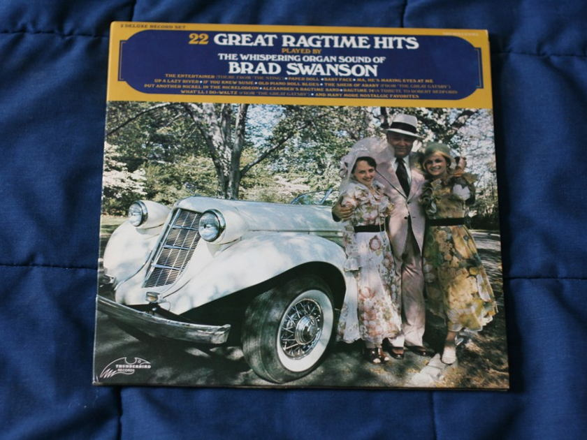 Brad Swanson - 22 Great Ragtime Hits THDX 9015