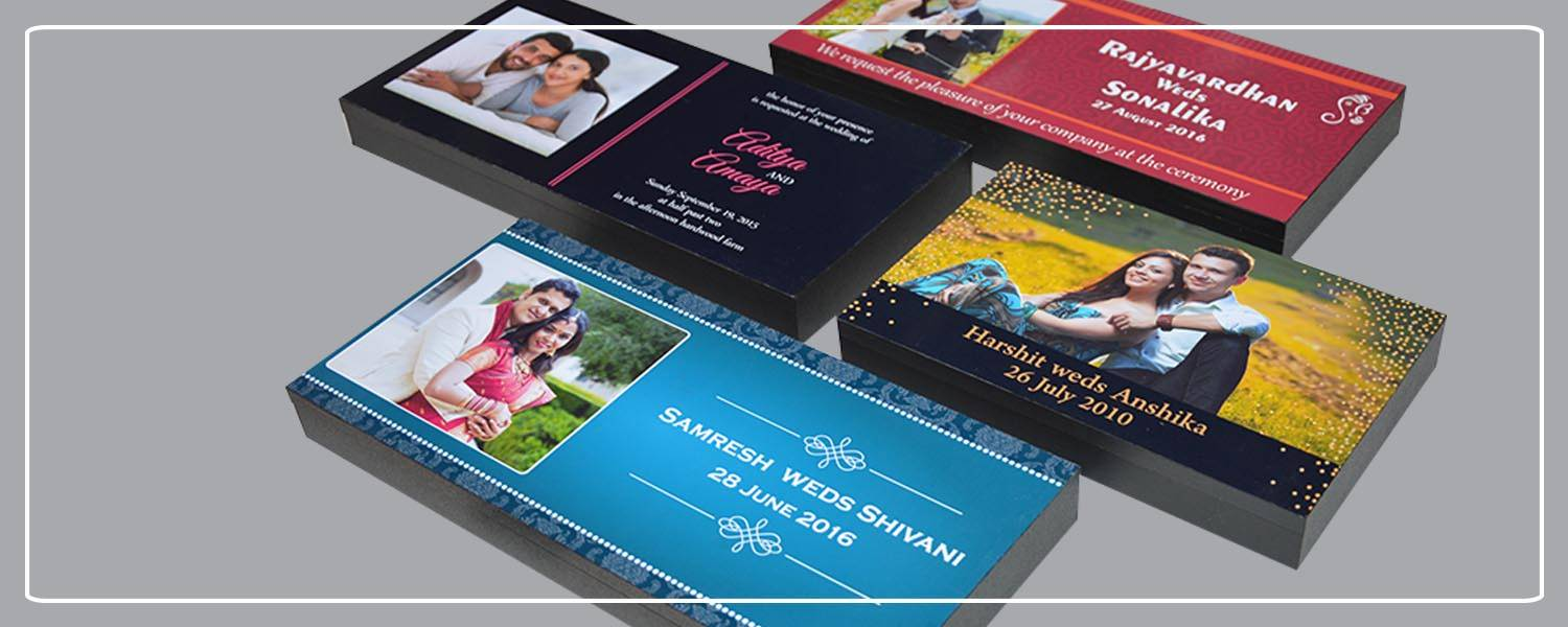 Photo gifts for wedding return gifts