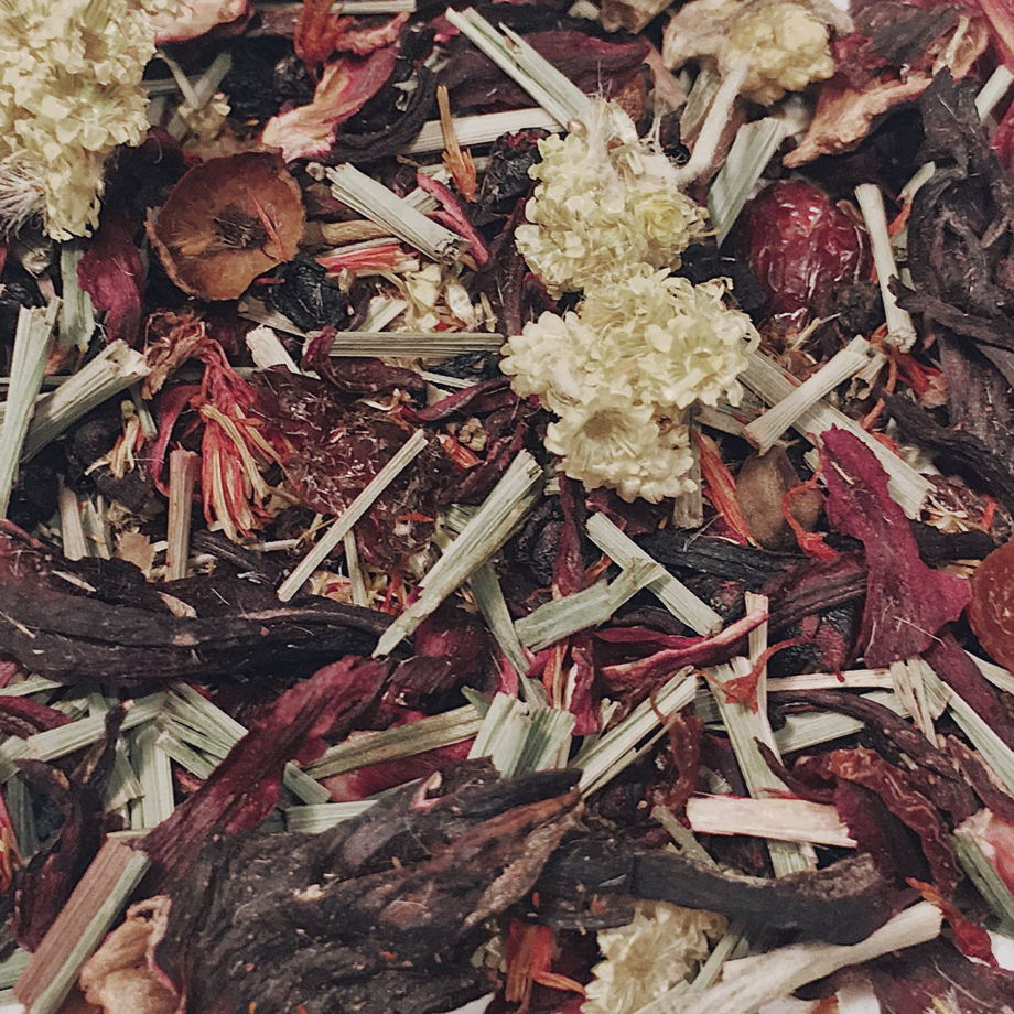 Травяной чай «Сила дракона»