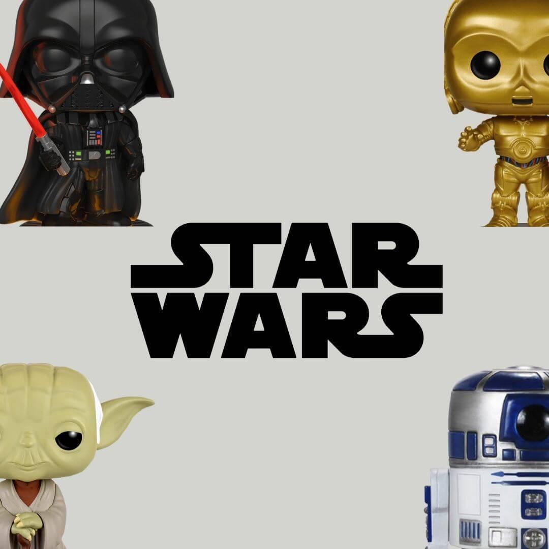 Bobble head, bobble-heads, C-3PO, funko, Lucas Arts, Star Wars: The force awakens, star-wars, Superhero, under-1000, Darth Vader, Luke Skywalker, Princess Leia, Rey, Finn, Kylo Ren, Pop, below 1000