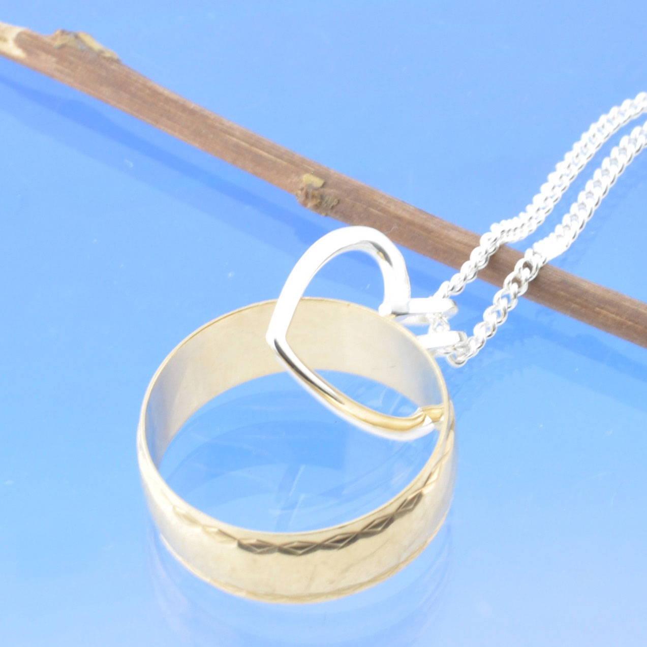 memorial ring keeper form deceased spouse