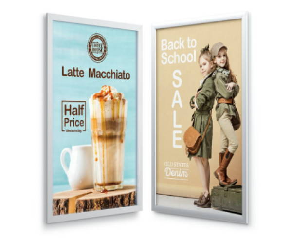 SEG & Pop Up Banners - Wall Fram SEGs