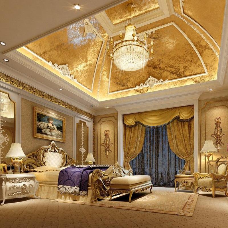 Image 2 Keys to design luxury bedroom interiors, tilikitchens.com