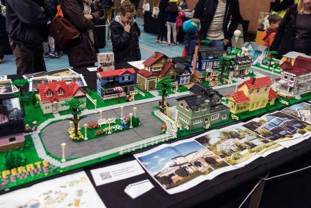 LEGO Exhibitor display 2017