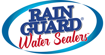Rainguard watersealers logo