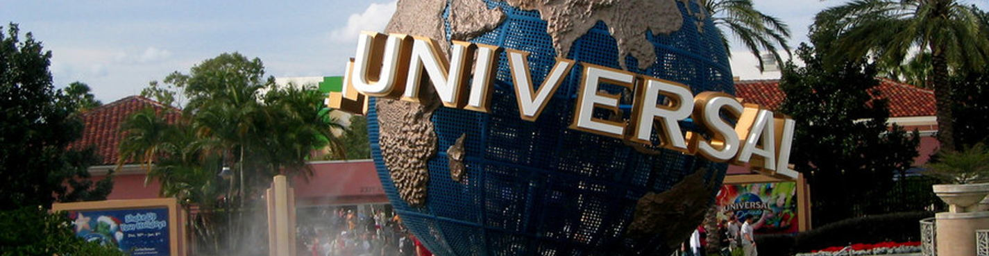 Universal Studio, Орландо, Флорида