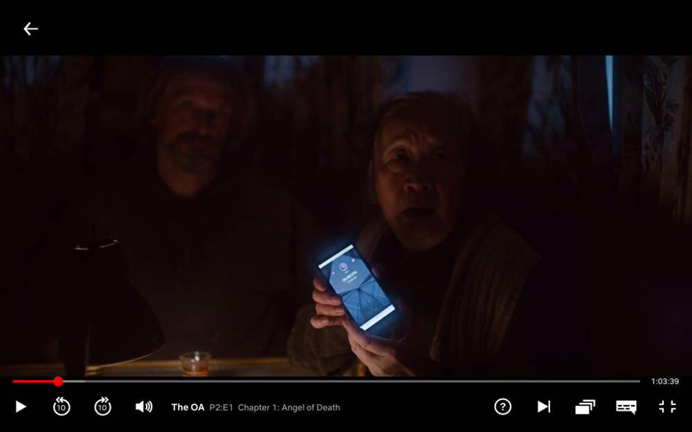 Ethereum wallet by Freewallet in the OA TV Show