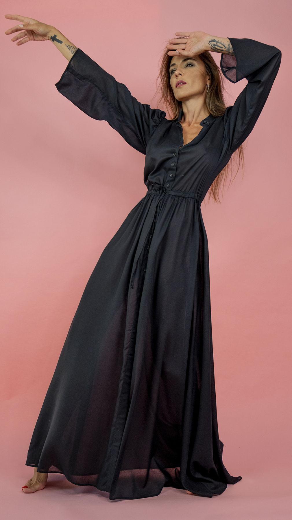 Платье Темные Аллеи
