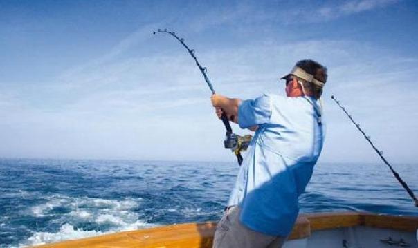 Морская рыбалка из Сиде