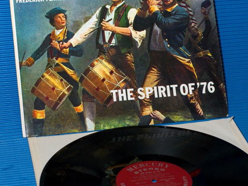 "FREDERICK FENNELL - - ""Spirit Of 76"" - Mercury Living Presence stereo 1958"