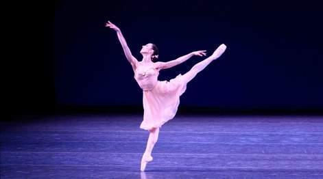 ana sophia scheller, principal dancer from san francisco