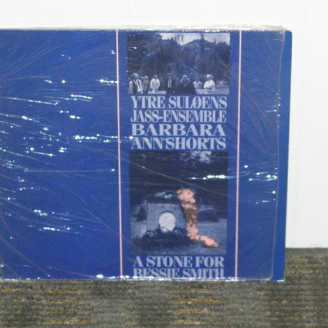 "Barbara Ann Shorts ""A Stone For Bessie Smith"" Kirkelig Kultur FXLP 69 Swedish Import"