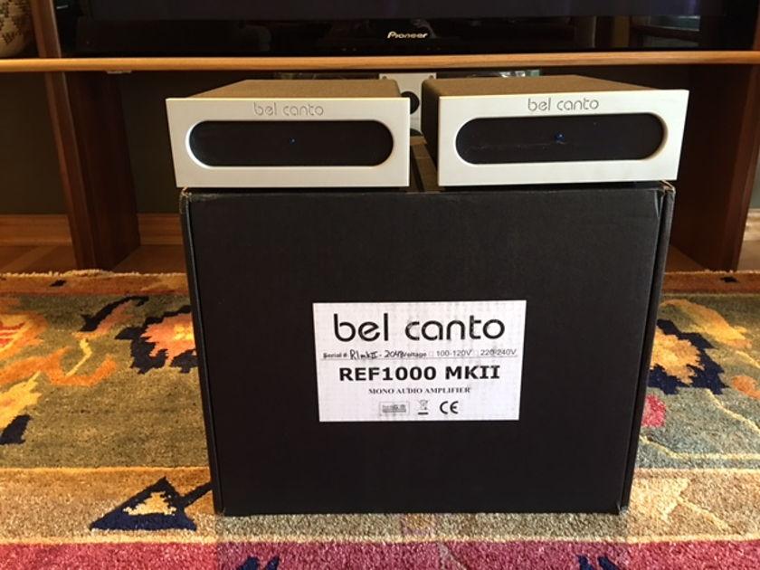 Bel Canto  REF-1000 mkII Mono Audio Amplifier