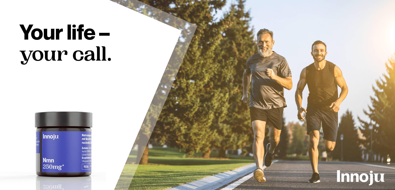 Innoju steht für einen gesunden und aktiven Lebensstil. Your Life - Your Call. Dafür stehen wir und unsere Produkte.