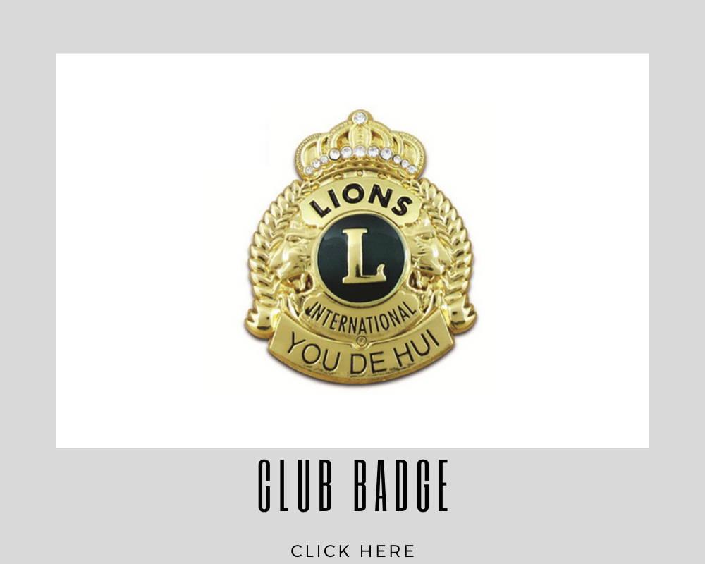 corporate club badge custom lapel pins