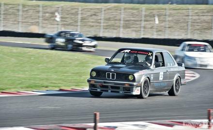 BMW ACA Track Season Opener Meeting