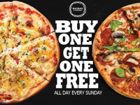 BUY ONE GET ONE FREE image