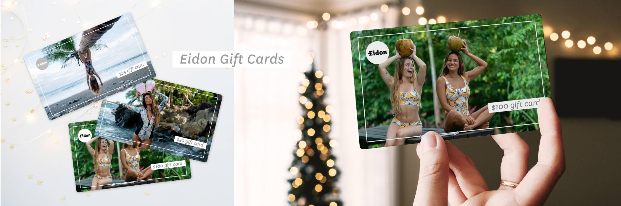 Eidon Gift Cards