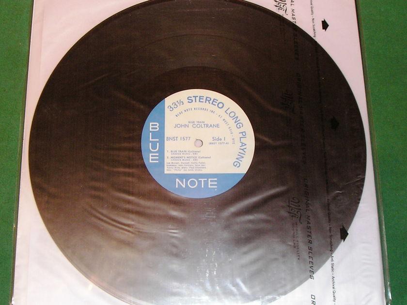 JOHN COLTRANE - BLUE TRAIN - * CLASSIC RECORDS 200 GRAM PRESS *  NM 9/10