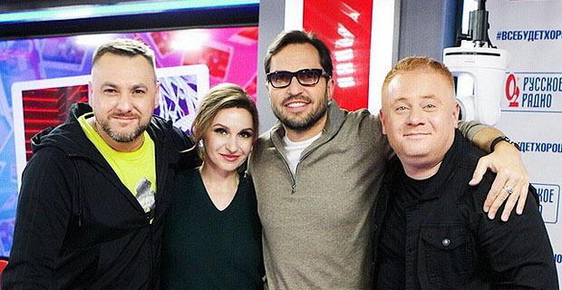 Александр Ревва в утреннем шоу «Русские Перцы» на «Русском Радио» - Новости радио OnAir.ru
