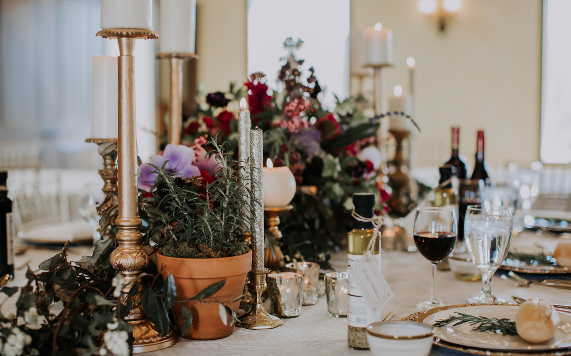 Yes Please to Wine and Cheese In Tuscan Inspired Styled Shoot