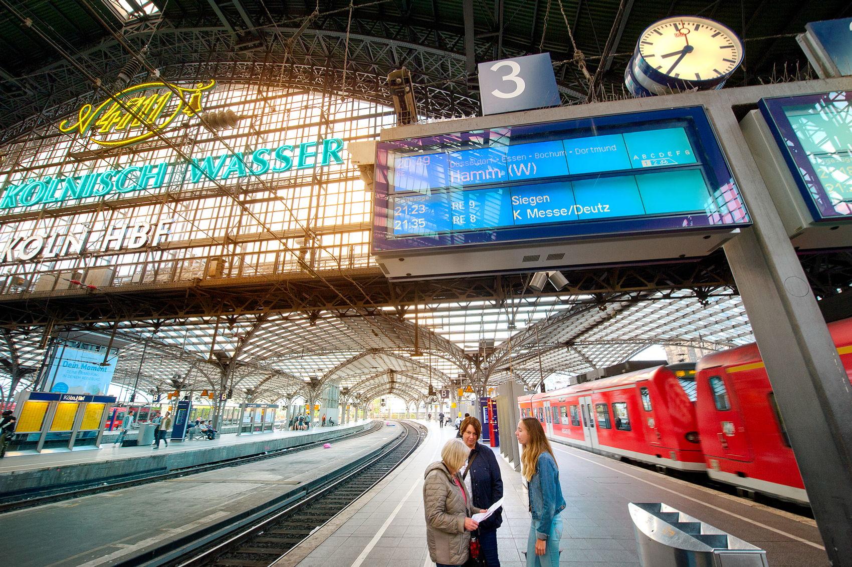 Station Köln