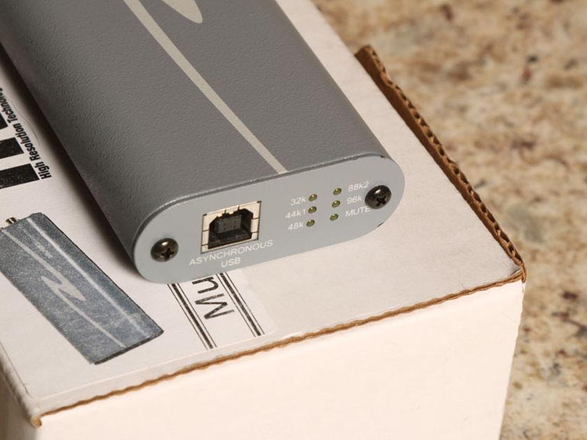 High Resolution Technologies Music Streamer II+ Original Box