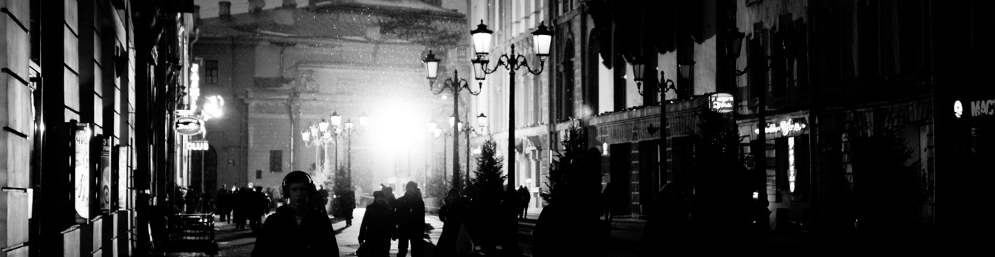 Street Photography in St.Petersburg