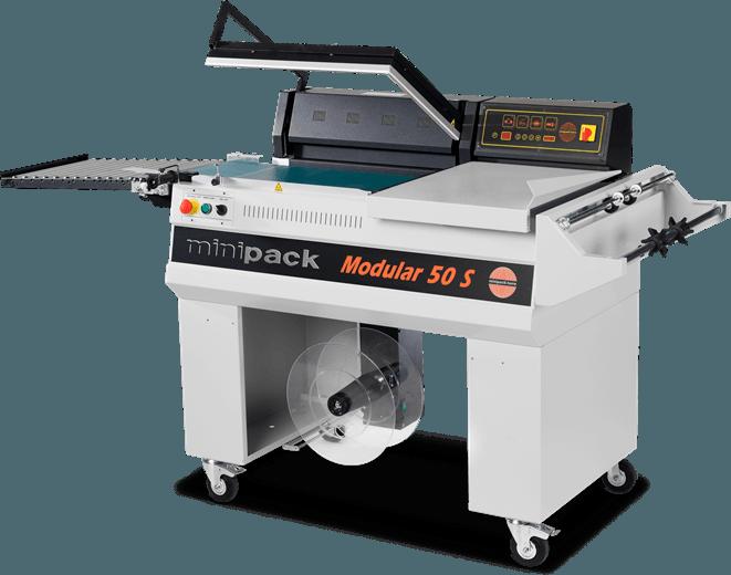 minipack torre modular 50 bakery l sealing machine