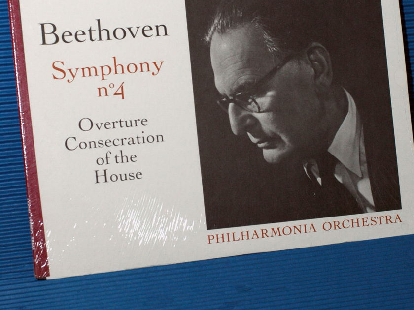 "BEETHOVEN/KLEMPERER -  - ""Symphony No.4"" -  Angel Stereo 1960's SEALED"