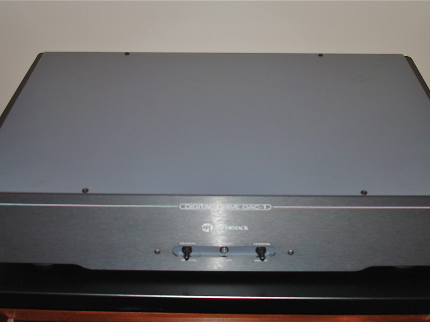 McCormack DAC-1 SMc Ultra Platinum Upgrade