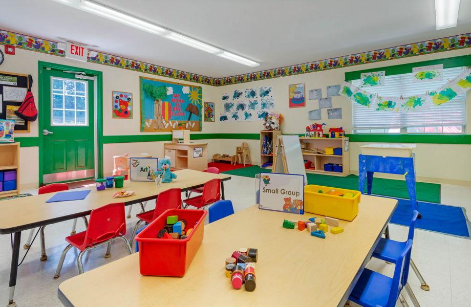 Primrose School of Warren - Classroom