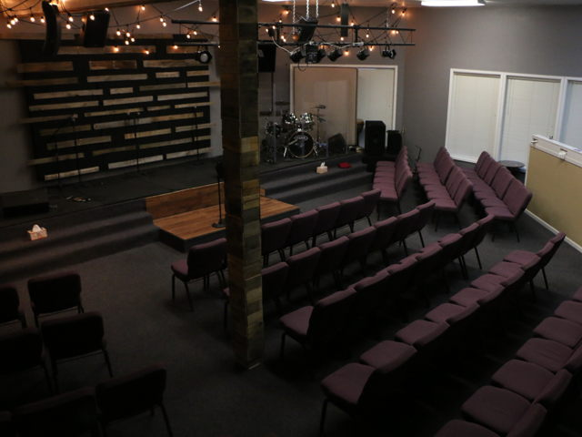 Fully Furnished Church Building with Cafe