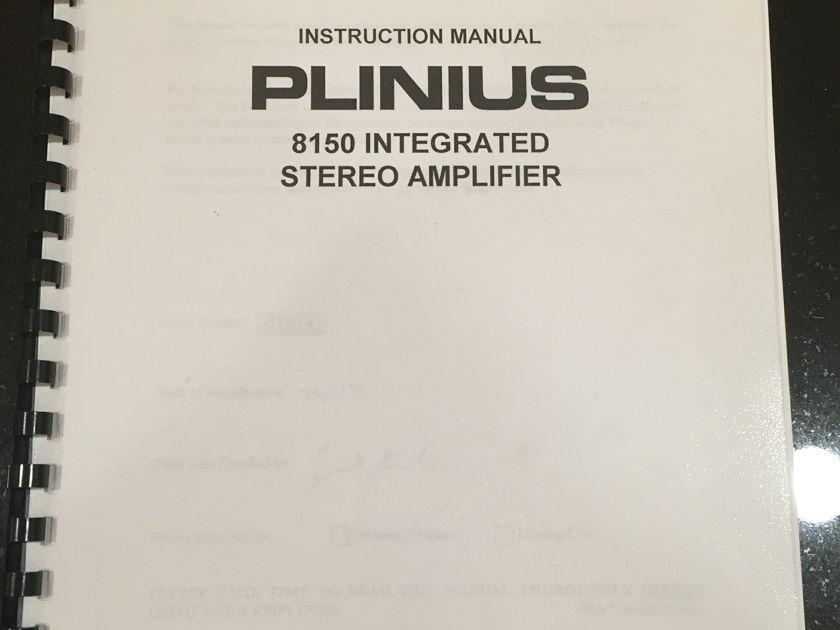 Plinius 8150i (Galbo Mods)